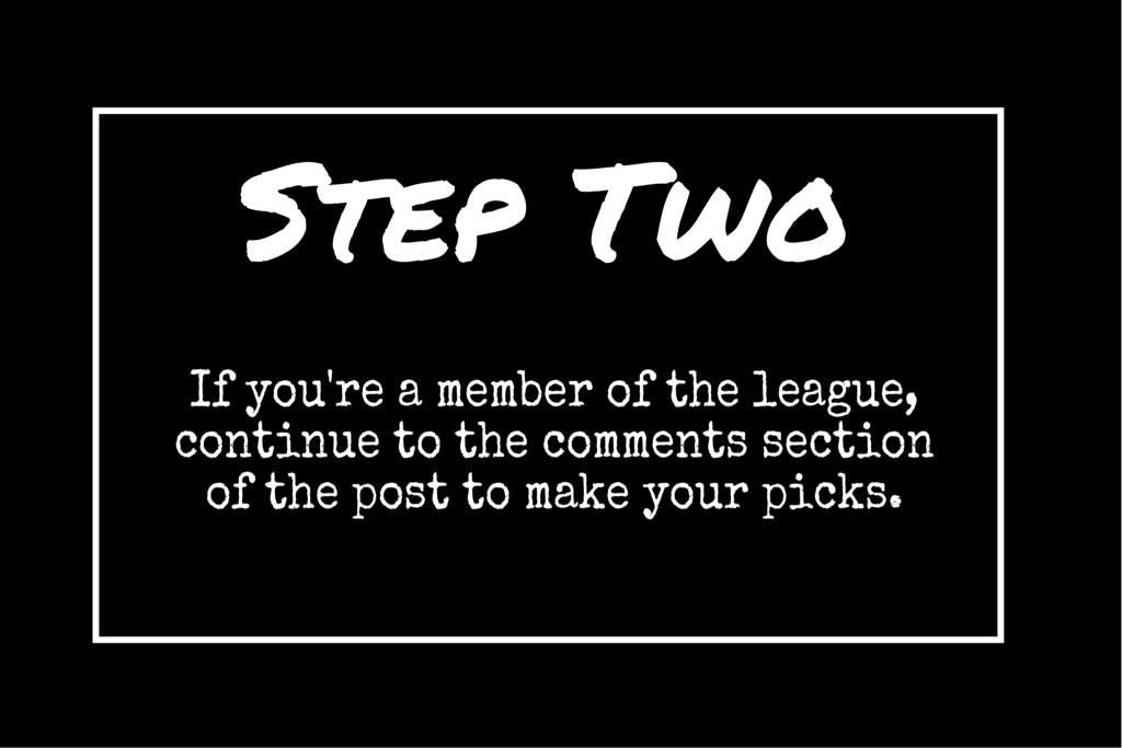 league pick em