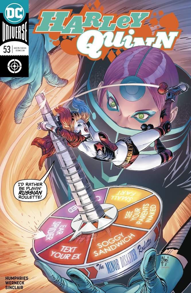 Harley Quinn #53 Review (Spoilers) | Harley Quinn Amino