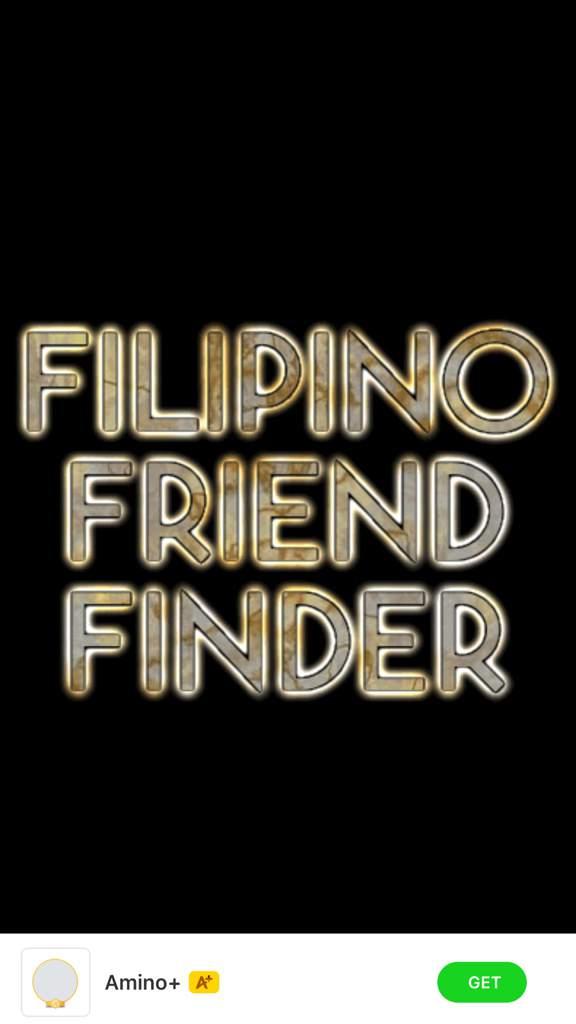 Fillipino friend finder