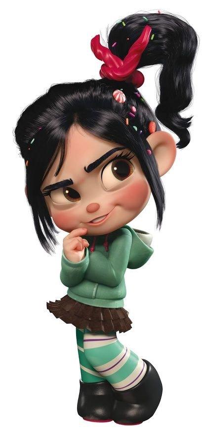 Vanellope Von Schweetz Wiki Disney Amino