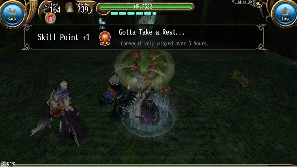 Got 2 free skill point from emblem 🎉 | Toram Online Amino