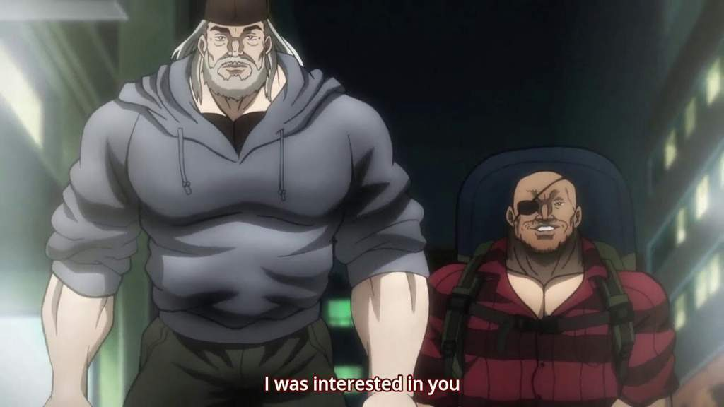 Baki 2018   Anime Amino