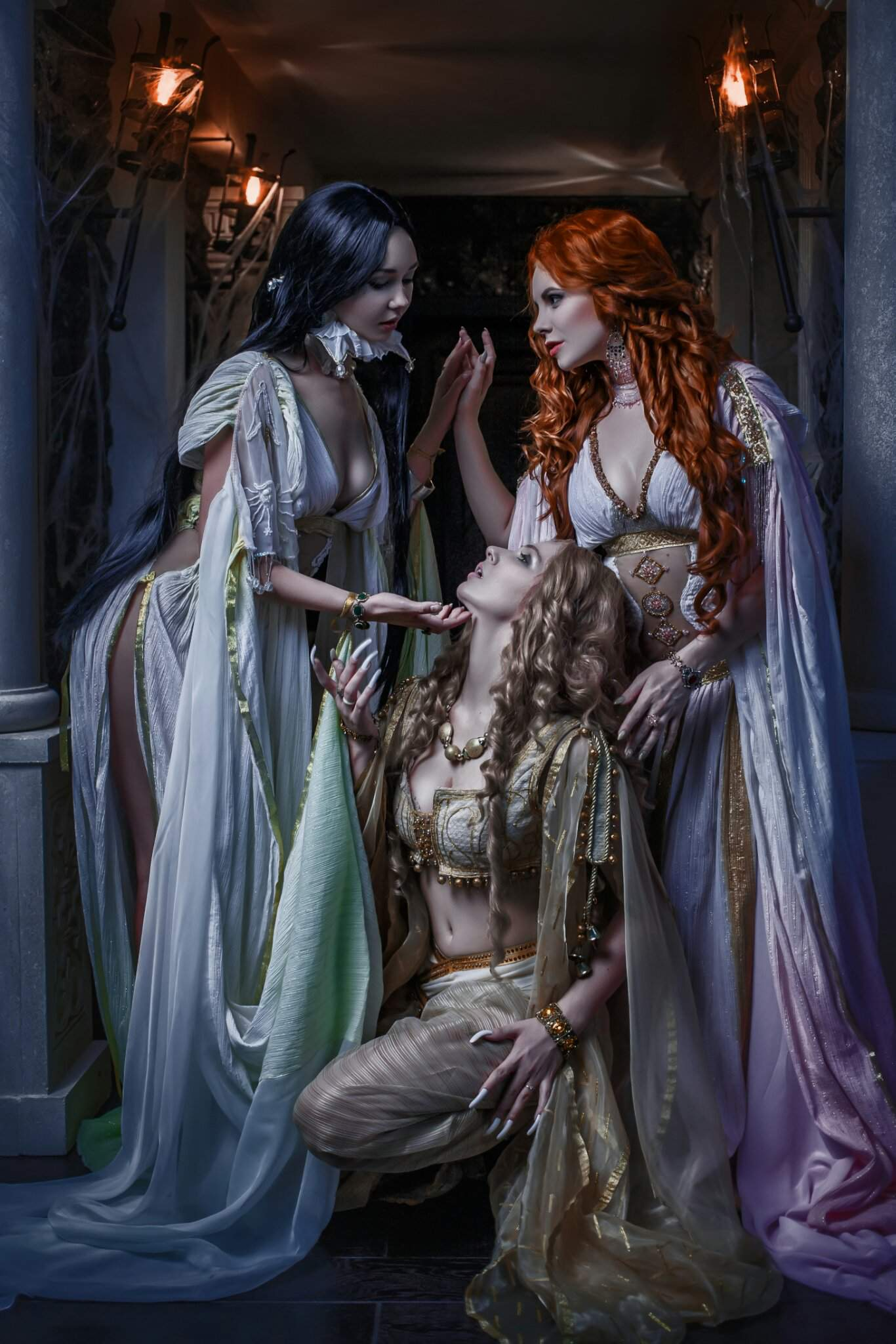 Image result for dracula's brides