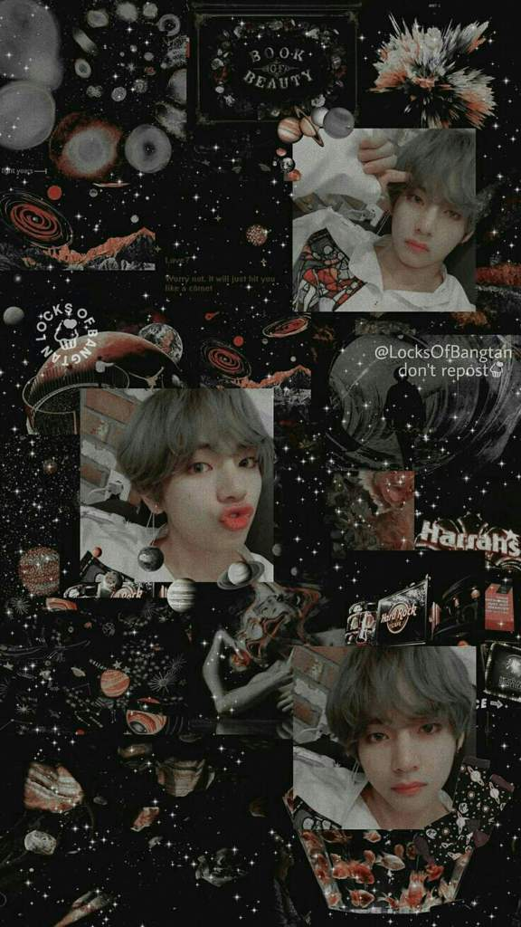 Bts V Aesthetic Wallpaper Largest Wallpaper Portal