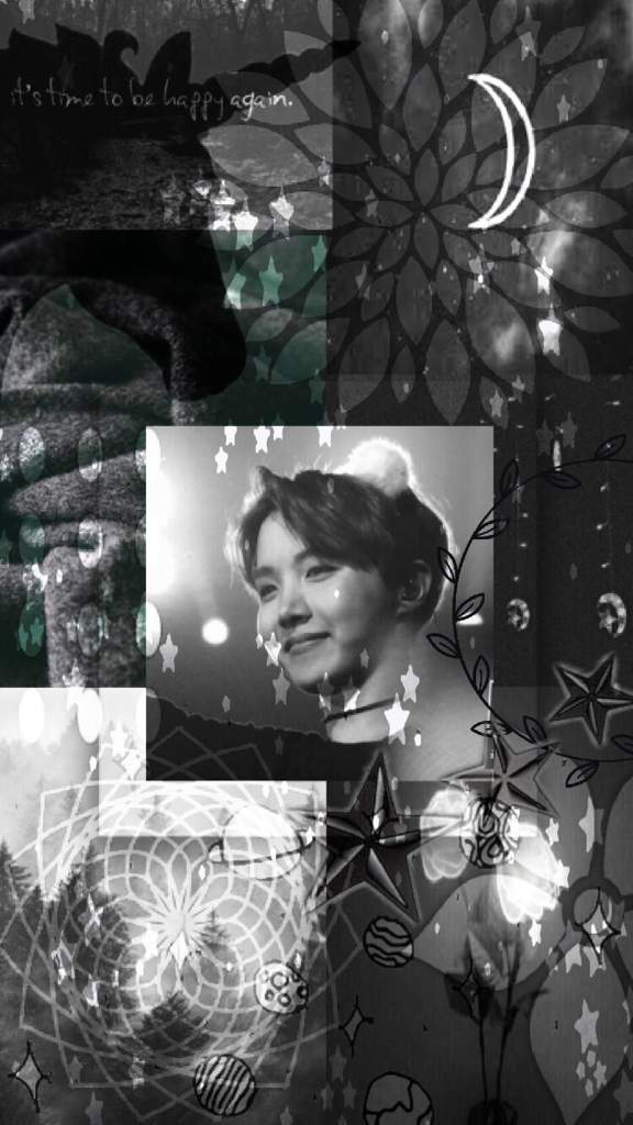 Jhope Dark Charcoal Grey Aesthetic Wallpaper Army S Amino