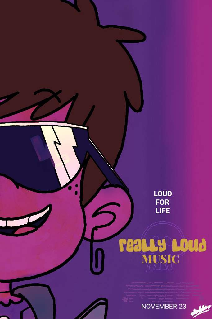 the loud house really loud music what have i done