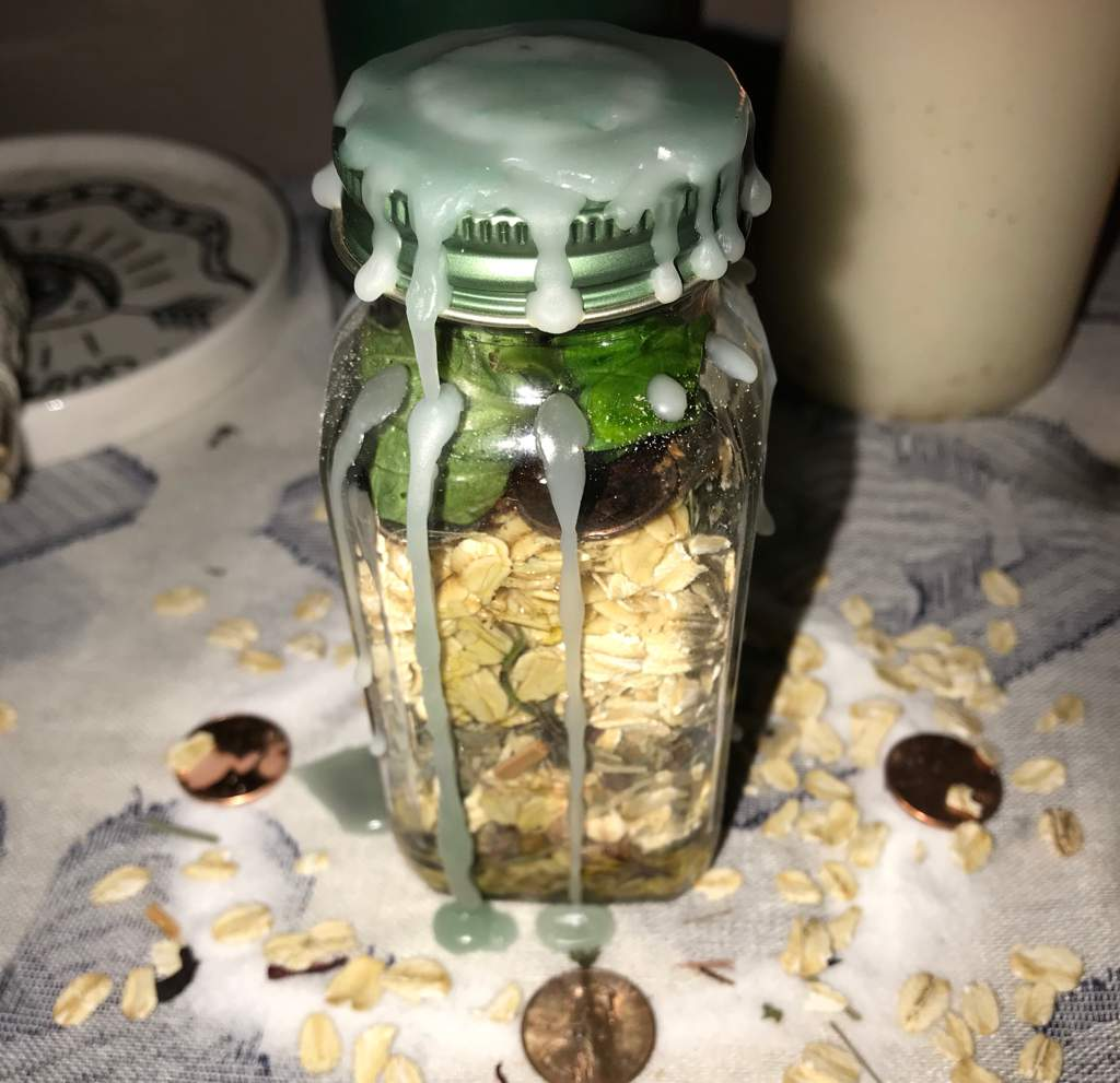Success Money Jar Spell Pagans Witches Amino