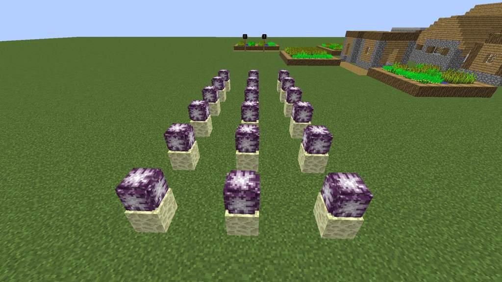 Cómo cultivar chorus fruit en Minecraft   Tutorial ...