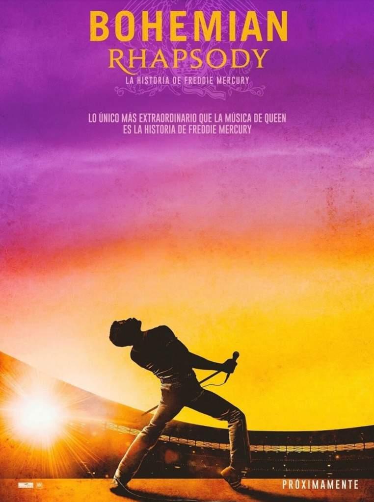 Bohemian Rhapsody La Historia De Freddie Mercury Reseña Resumen Amino Cinèfilos Seriéfilos Amino