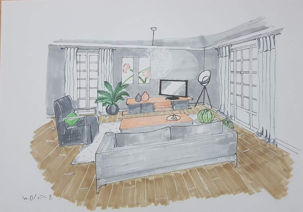 نزاع متحف موت رسم غرفة المعيشة سهل Comertinsaat Com