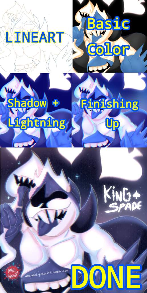 King Spade Deltarune Amino