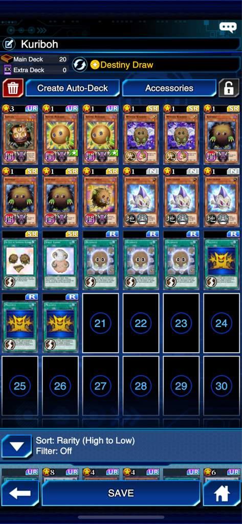Kuriboh deck [unbeatable] | Yu-Gi-Oh! Duel Links! Amino