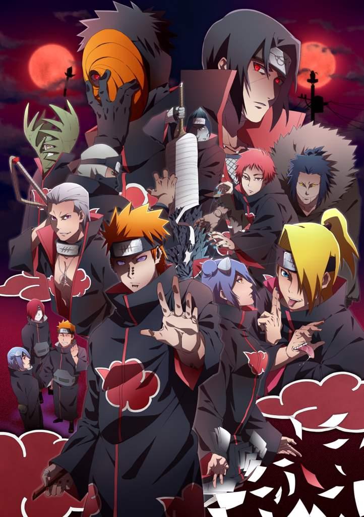 Team Battle Akatsuki Naruto Vs Seven Deadly Sins Nanatsu No Taizai Battle Arena Amino Amino