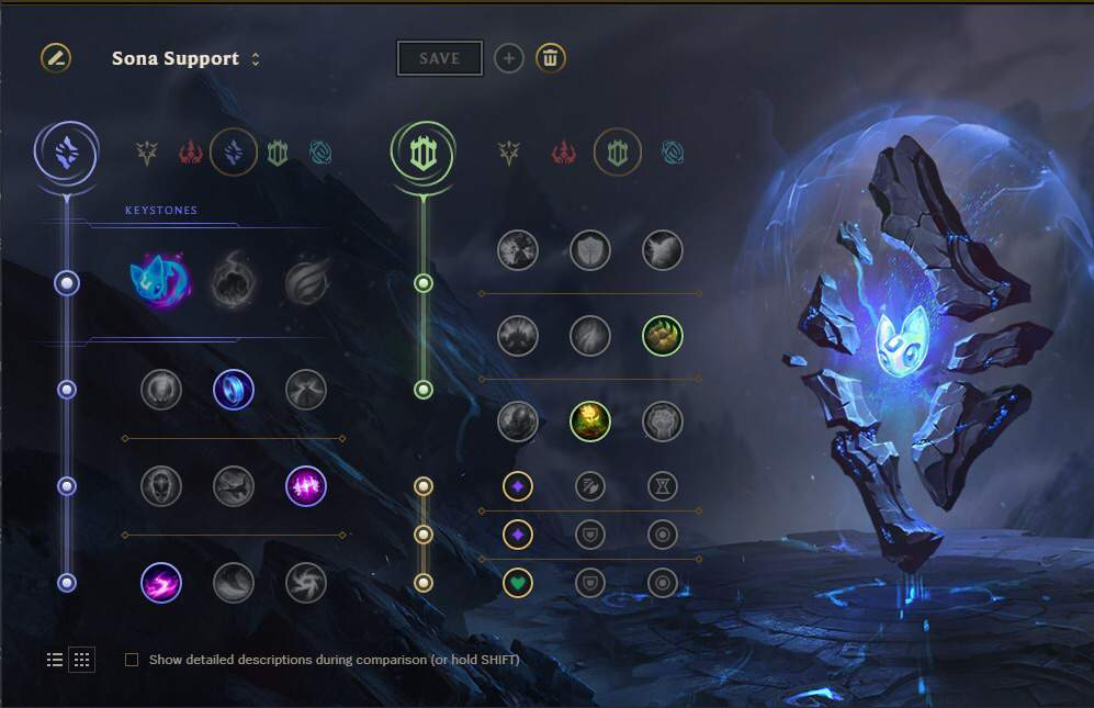 The Draven Of Strings A Guide To Support Sona League Of Legends