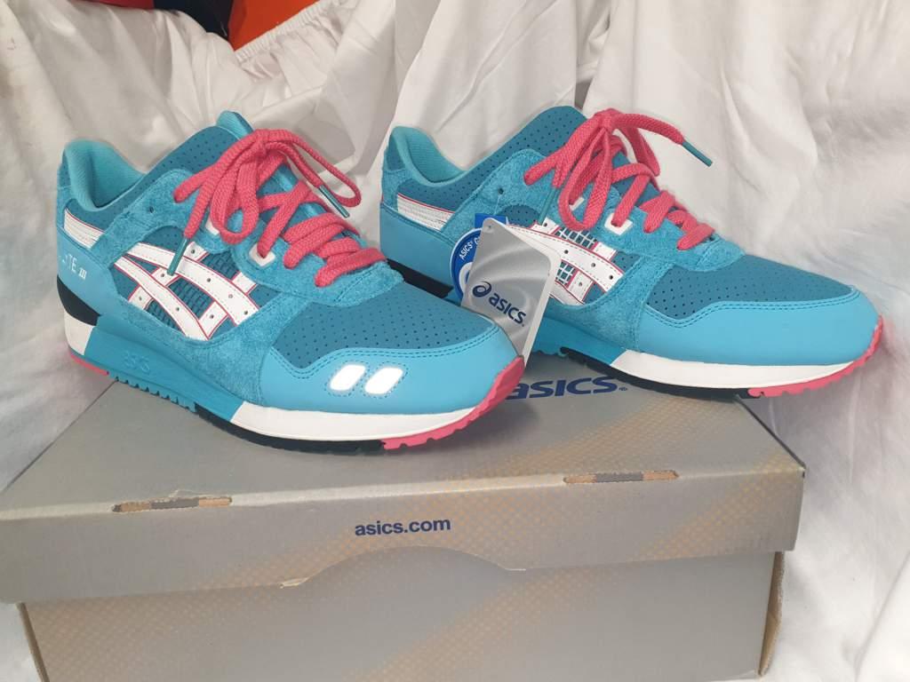 Sneakerheads Teal Gel Dragon Amino Asics Lyte Bait 3 dnxY1Ivq 0244c8a94ee
