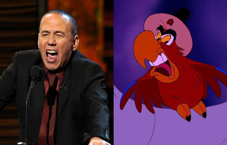 Playing iago in 2021 aladdin is who Who Voices