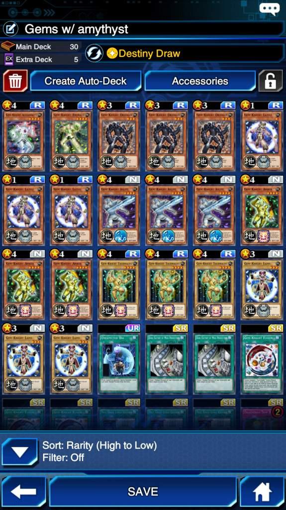 GEM OF A DECK | Yu-Gi-Oh! Duel Links! Amino