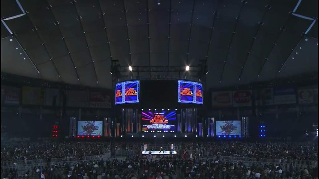 Codyman presents: WrestleKingdom 13(Part 1- New Japan Rumble