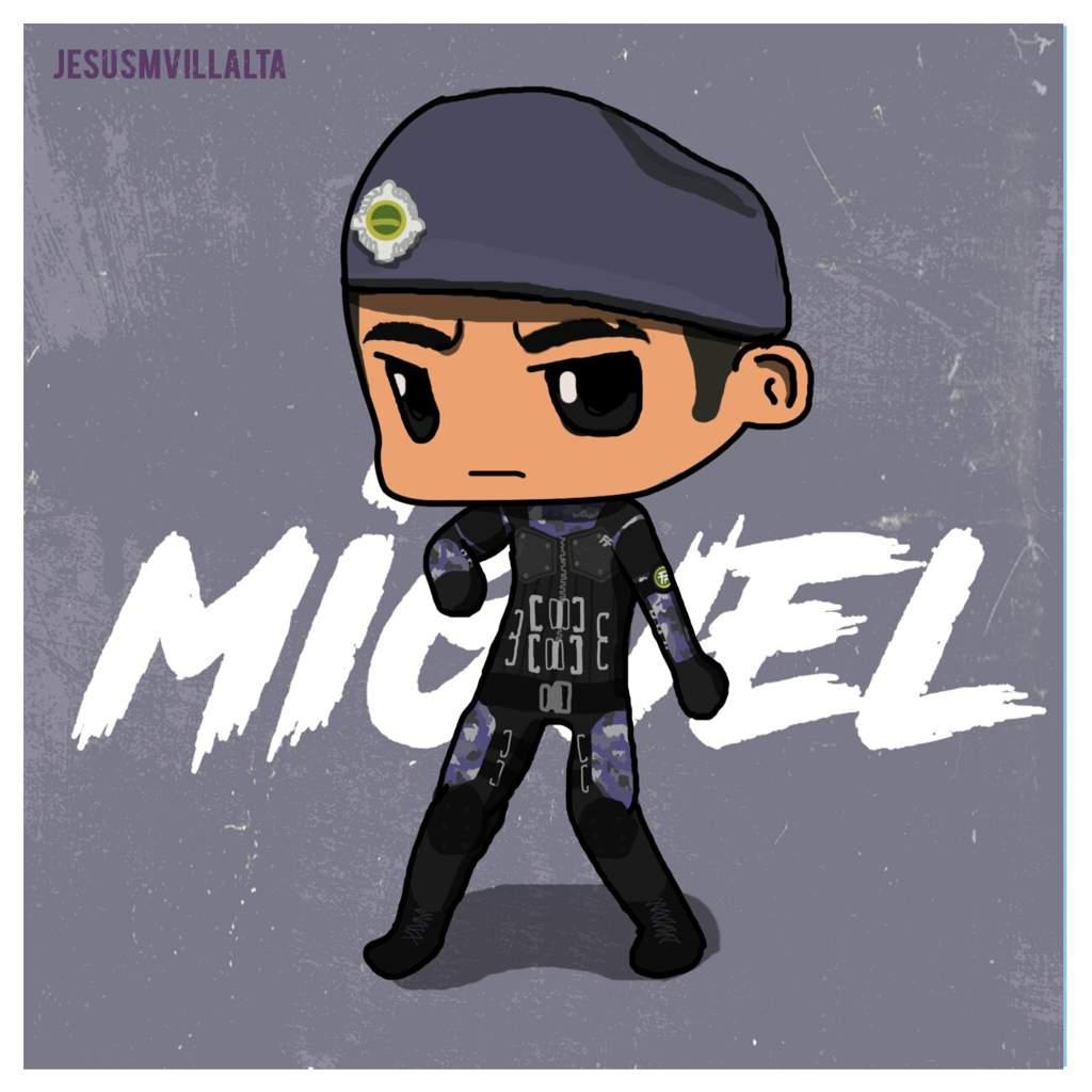 Dibujo Miguel Free Fire Amino