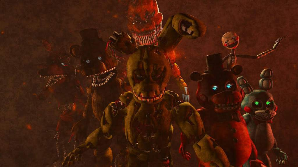 Which Two JT Machinima FNaF Rap Song Would You Want To Take