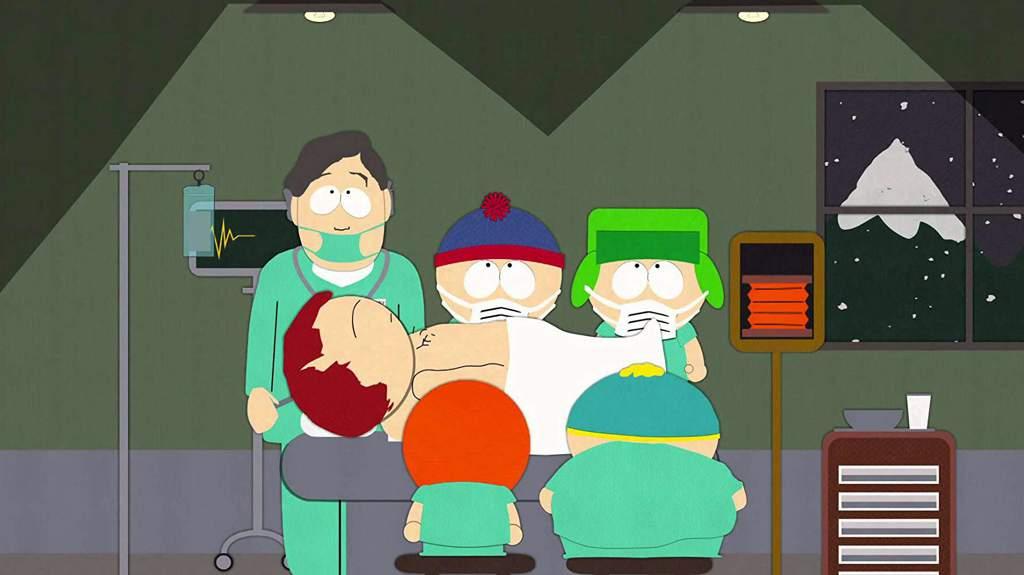 South Park Stan et Wendy début datant