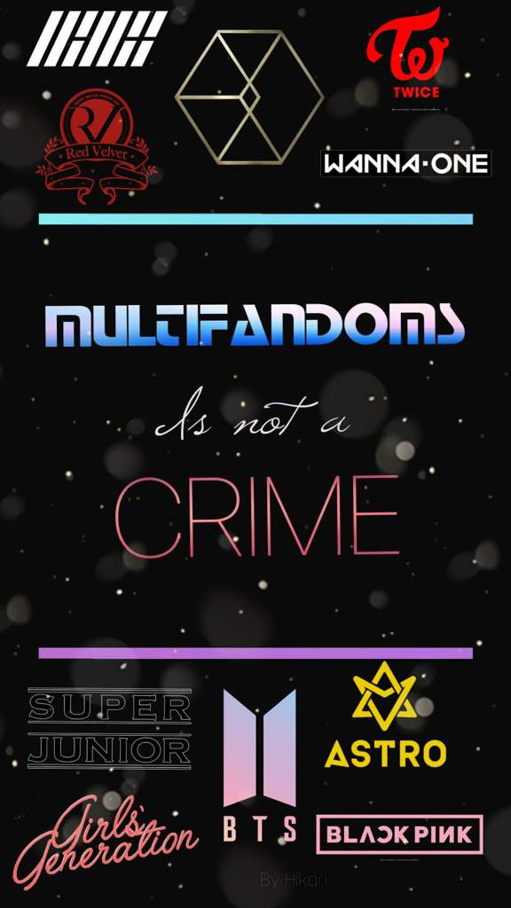 Fan Edit Wallpaper 2 Cr By Hikari Exo L Indonesia 엑소 Amino