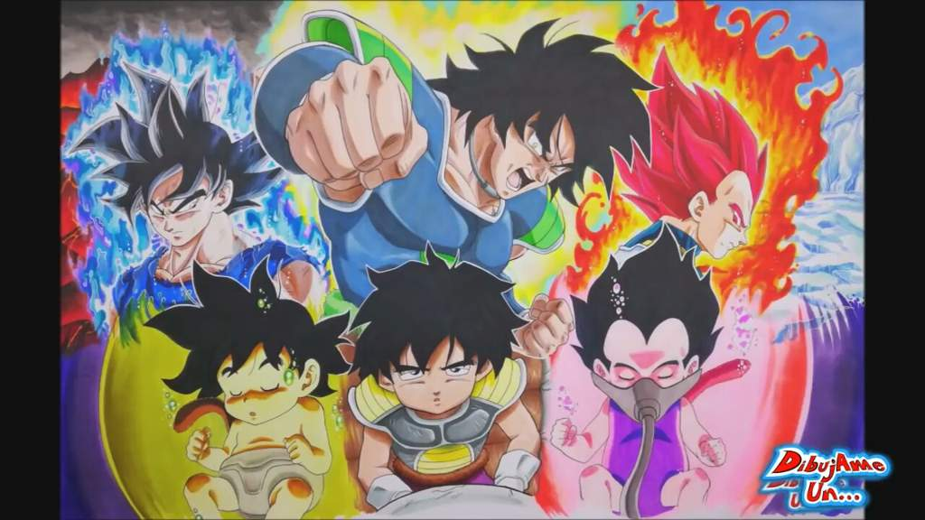 Dibujo Ta Cool Dragon Ball Super Oficial Amino