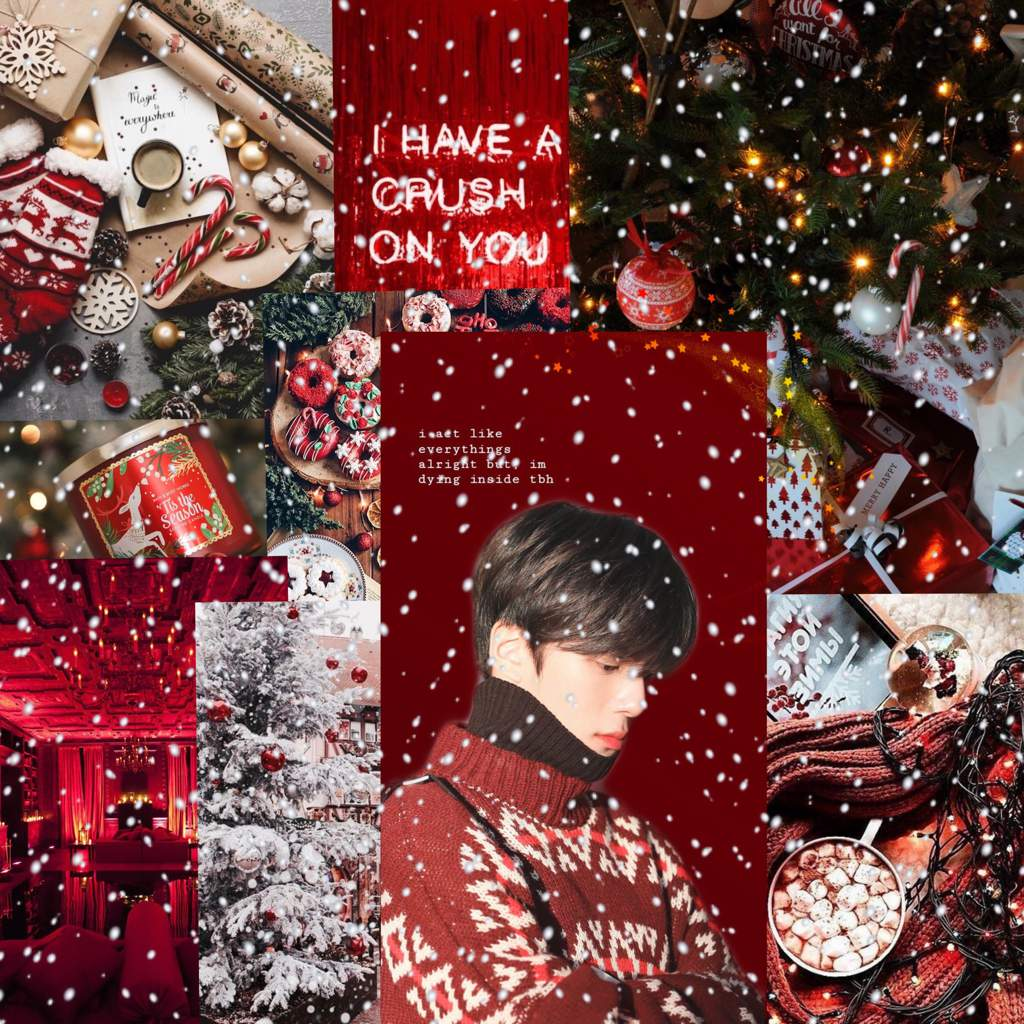 Lonely On Christmas.Lonely Christmas Minhyuk Monbebe Amino