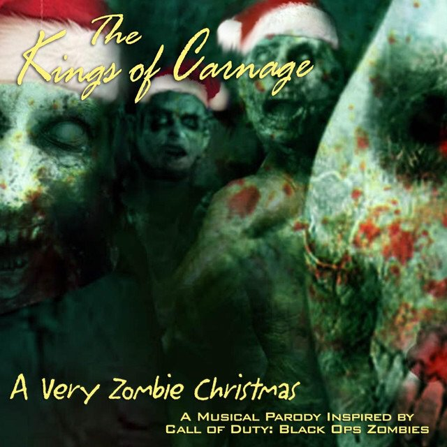Zombie Christmas Musical.A Very Zombie Christmas Music Monster Facts Amino