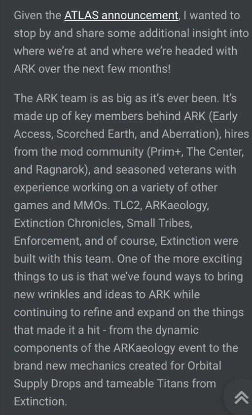 ARK Community Crunch 160: The Future of ARK | Ark Survival