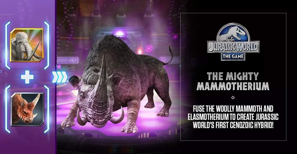 First Cenozoic Hybrid Jurassicworldthegame Amino