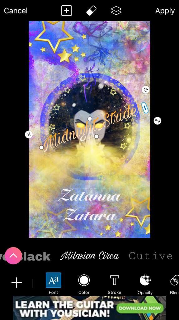 New Profile Picture! (Zatanna Edit) | Young Justice Amino Amino