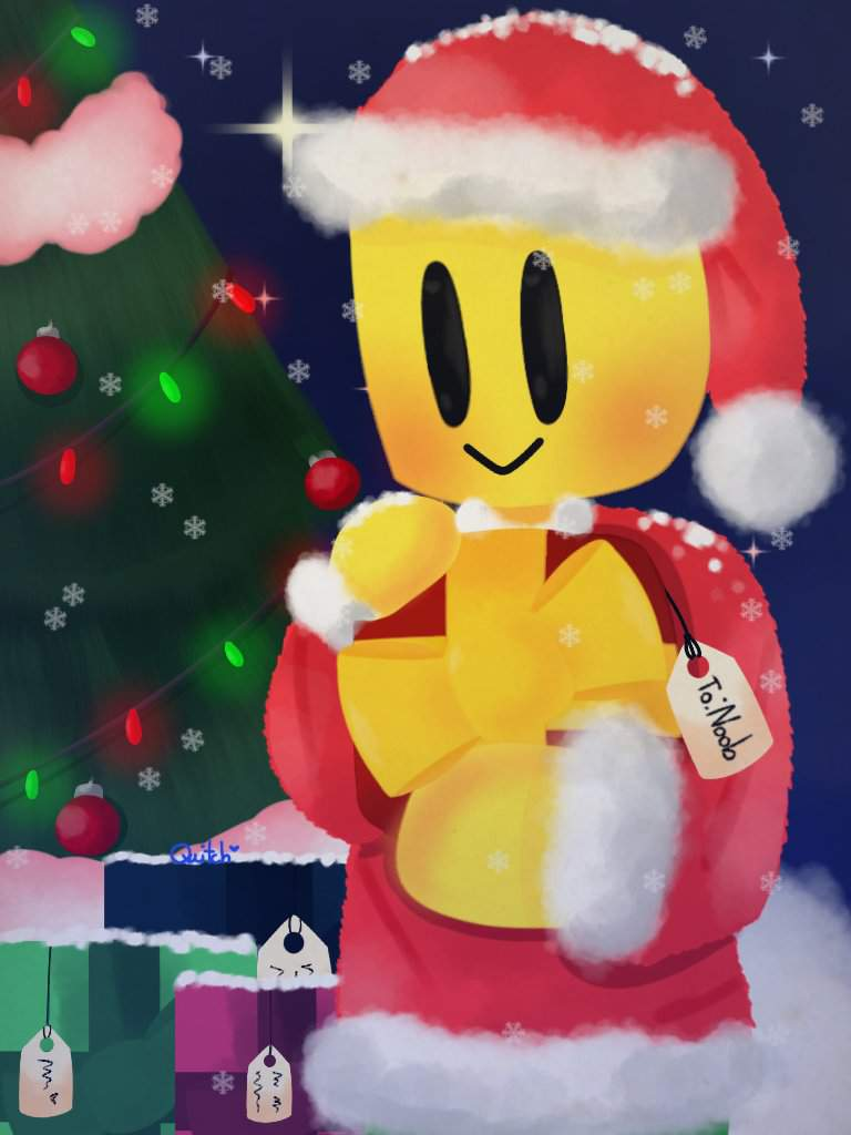 Merry Christmas Everyone Roblox Amino