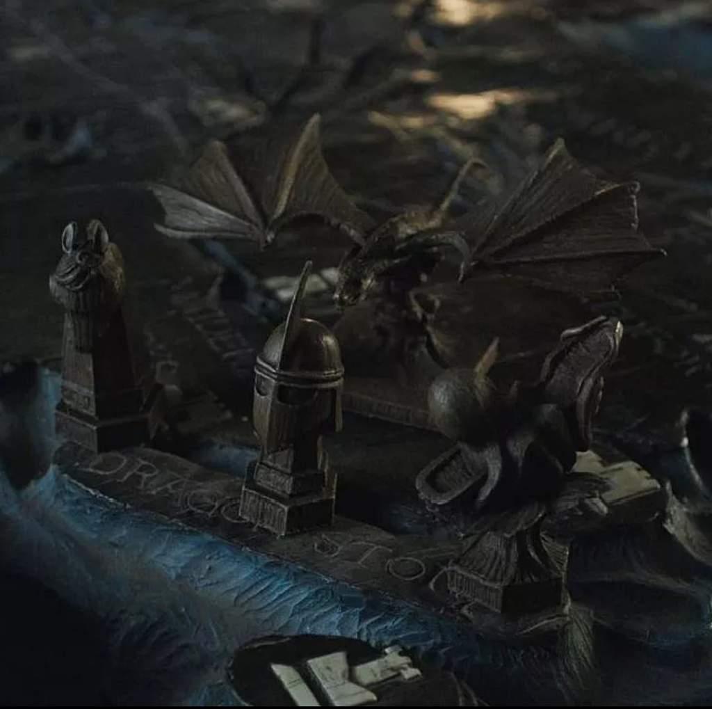 Game of Thrones Targaryen Map Marker