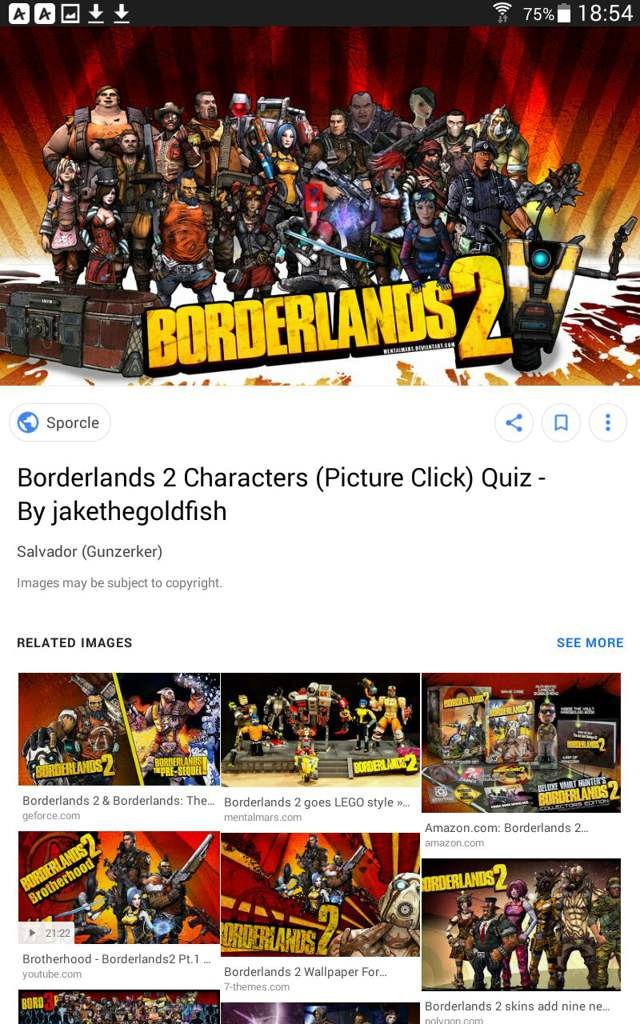 Why wasn't there a borderlands refrence in ready player one