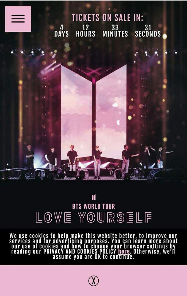NEWS] BTS Movie 'Love Yourself Tour in Seoul' | BTS ARMY INDONESIA