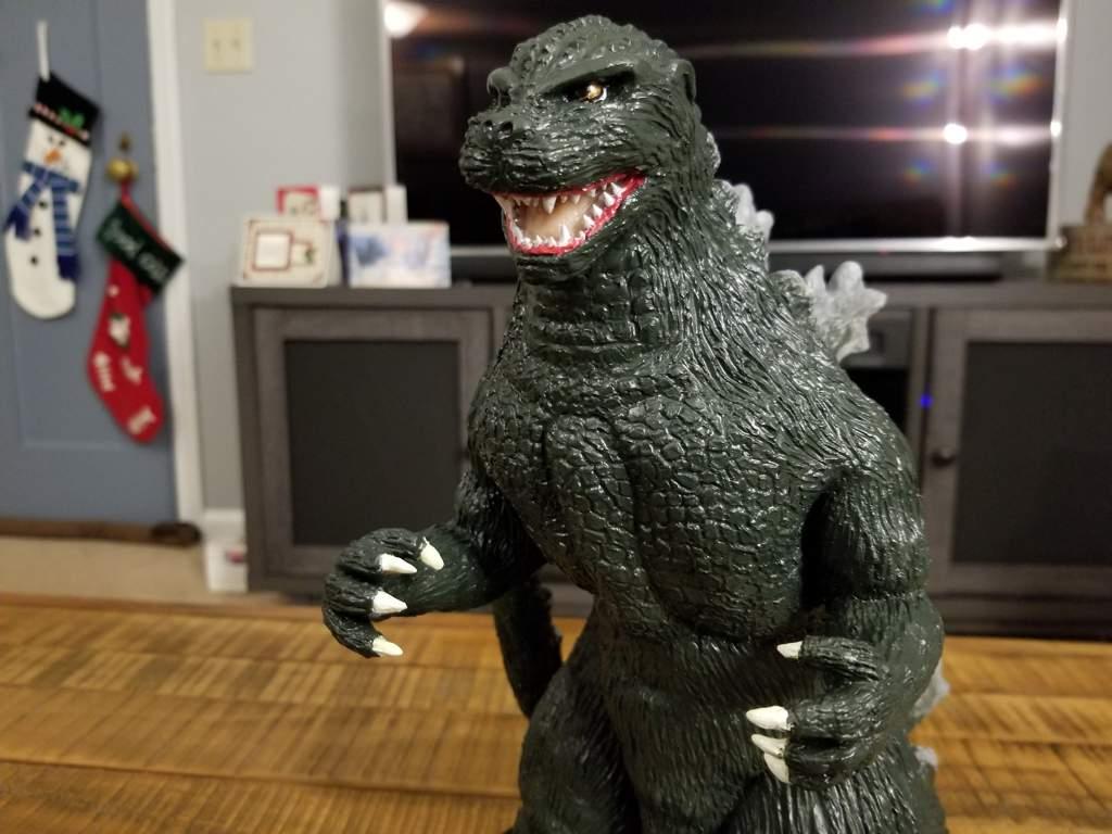 Godzilla Poly Clay Amino Amino