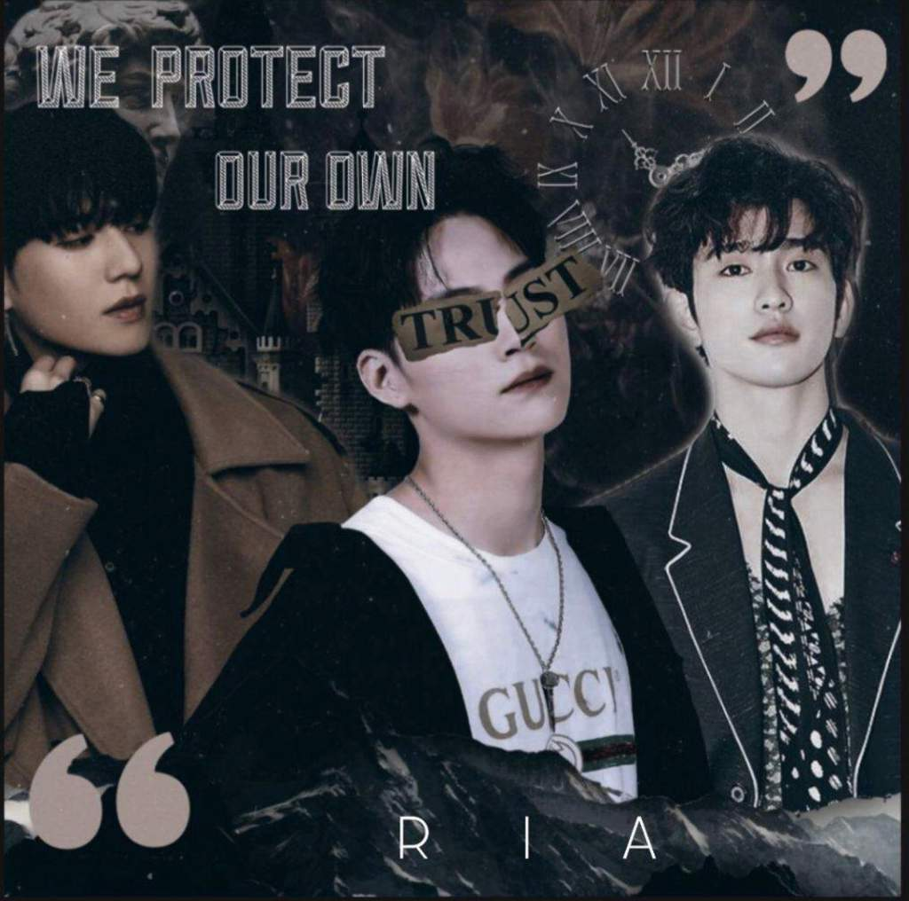 FF} —We Protect Our Own— Ch  1 | GOT7 Amino