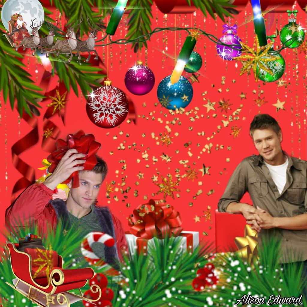 Christmas Cupid.Christmas Cupid Crossover Edits Pll Amino