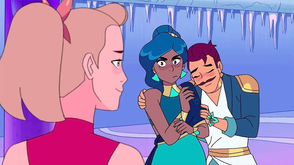 Princess Mermista She Ra Amino Her father king mercier believes it best to leave the horde alone, in the hope that they will respect his decision and leave him and his. princess mermista she ra amino