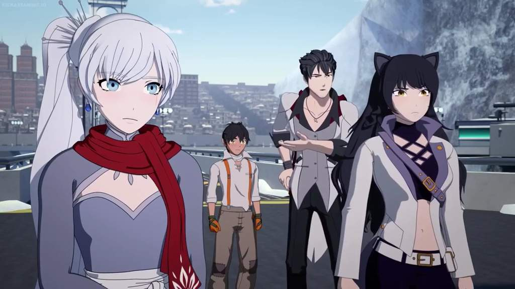 SPOILERS* Volume 6 Chapter 8 Review - Pretty Good | RWBY Amino
