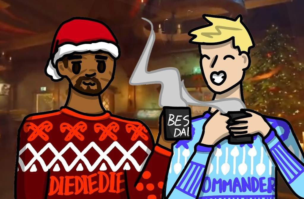 Reaper76 Ugly Christmas Sweaters Overwatch Amino