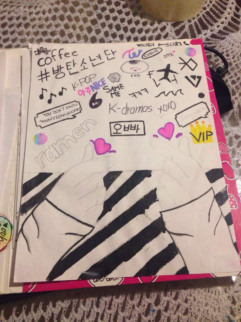 Kpop Dibujos Y Manualidades Amino