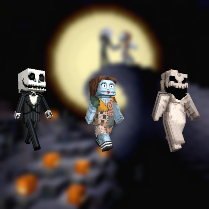 The Nightmare Before Christmas Mash-up pack is now available for Minecraft Legacy Console and Minecraft Bedrock. Anyways check out the new article for The ...
