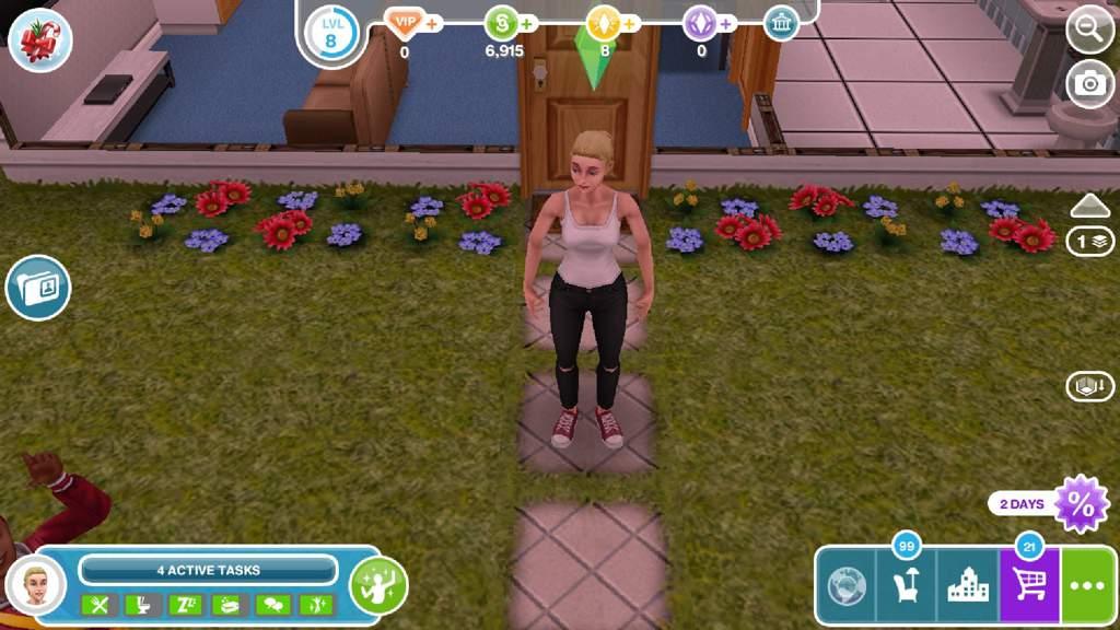 my sims freeplay
