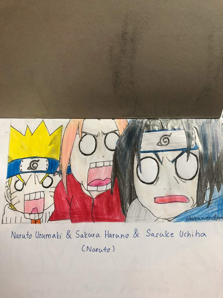 Hope you guys like it! | Naruto Amino