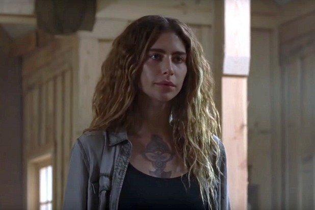 Nadia Hilker The Walking Dead The 100 Brasil Amino