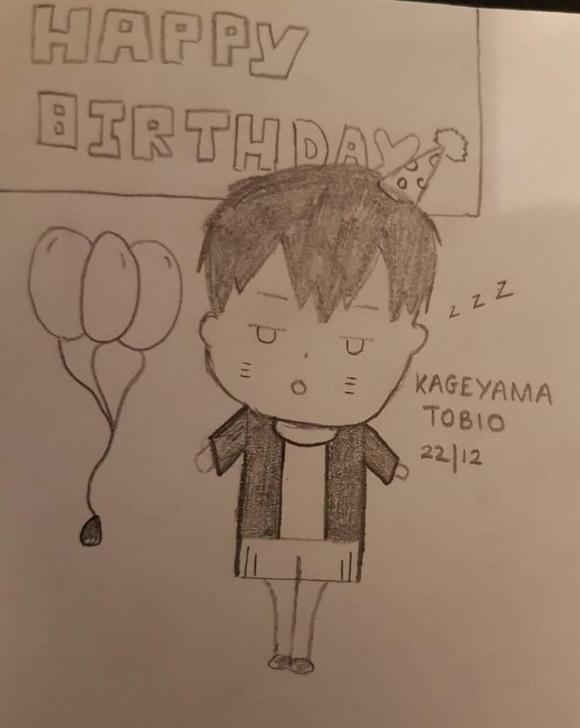 HAIKYUU HEADCANONS - Kageyama's Birthday | Haikyuu!! Amino