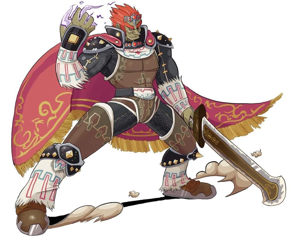 Smash Ultimate 23 Ganondorf Smash Amino