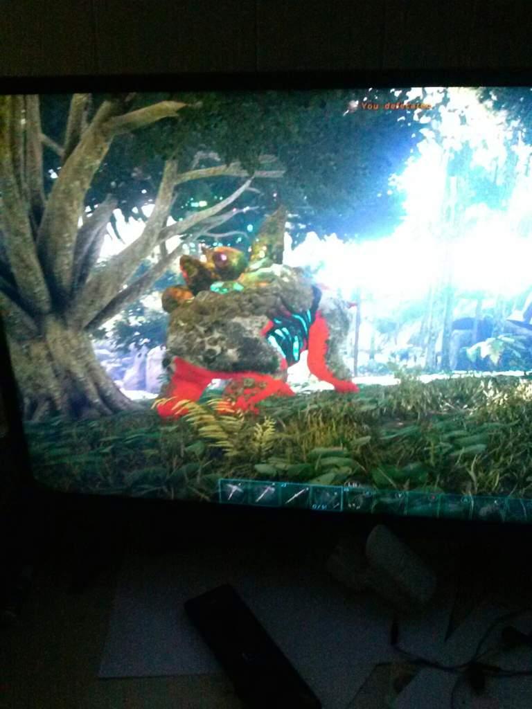Wtf   Ark Survival Evolved Amino